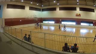 national basketball junior cckps Vs TELOK KURAU PRI-92-27, 1st qtr