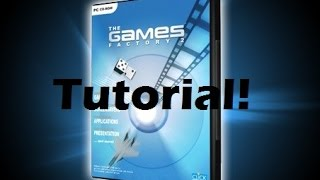 Games Factory 2 Platform Game Tutorial!