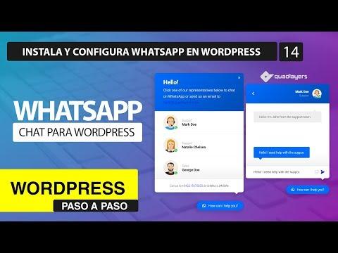 📲 Wordpress 2019| 💬 Trucos de whatsapp 2019 | Tutorial thumbnail