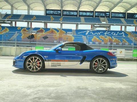 Porsche Driving Center Istanbul // Basın test sürüşü
