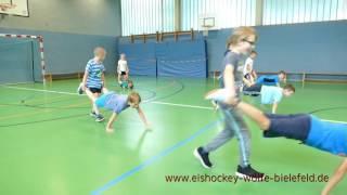 Eishockey Sommertraining  SV Brackwede