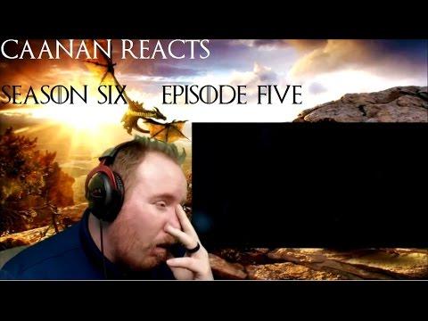 Game of Thrones - Season 6 Episode 5 Reaction - The Door