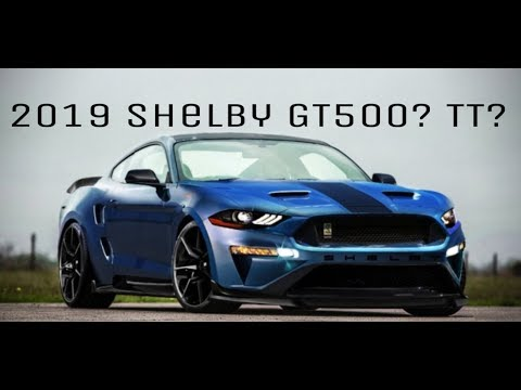 2019 Shelby GT500 - my thoughts