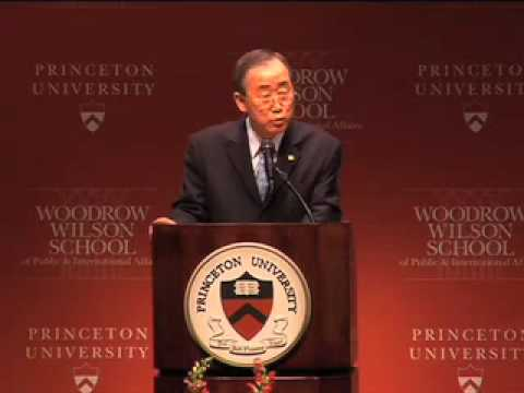 """UN Secretary-General Keynote:  """"The Imperative for a New Multilateralism"""""""