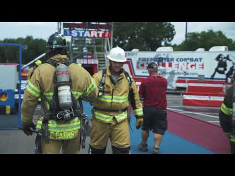 The Brotherhood: Team Cellucor Firefighters