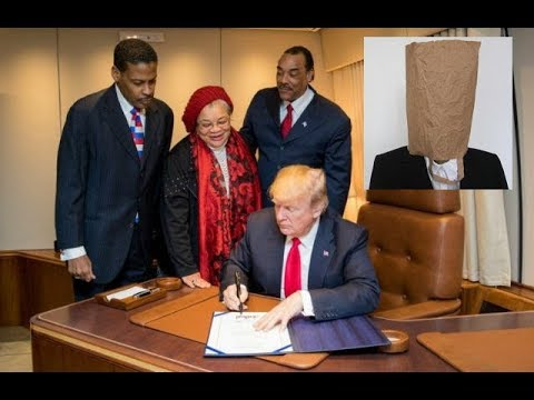 "Did Trump Call Haiti & African Countries ""Sh*thole Countries""? Media Says So!"