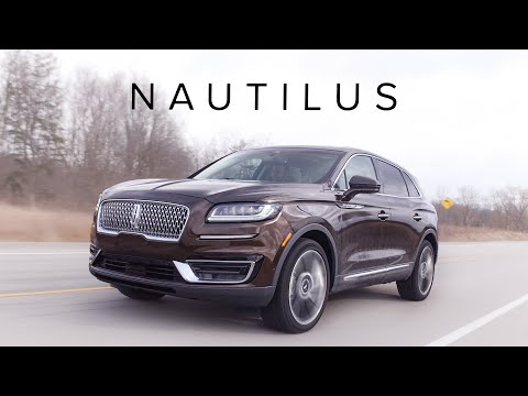2019 Lincoln Nautilus Review - Worth Getting Over The Ford Edge?