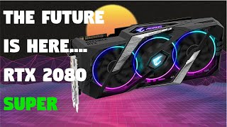 Aorus RTX 2080 Super Unboxing & Review - It's A Chonker!