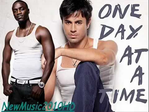 Enrique Iglesias Feat. Akon - One Day At A Time (HQ) New 2010 -Fan's Pick + Link Download
