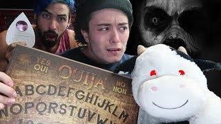 WE ACCIDENTALLY SUMMONED ZOZO AGAIN WITH THE OUIJA BOARD!