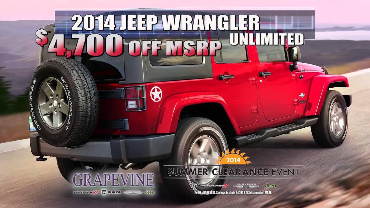 Charming 2014 July Grapevine Dodge Chrysler Jeep 30