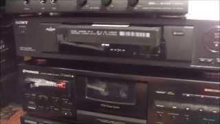 PIONEER CT -S640S STEREO CASSETTE DECK  KENWOOD GE - 470