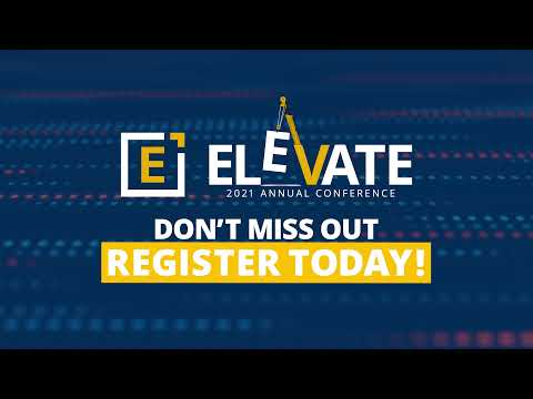Register for Elevate 2021