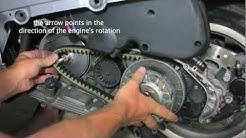 Vespa CVT Installation GTS GT GTV GT60 SUPER 125 200 250 300 | MicBergsma