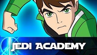 Jedi Academy - BEN 10 Mod! (Star Wars)