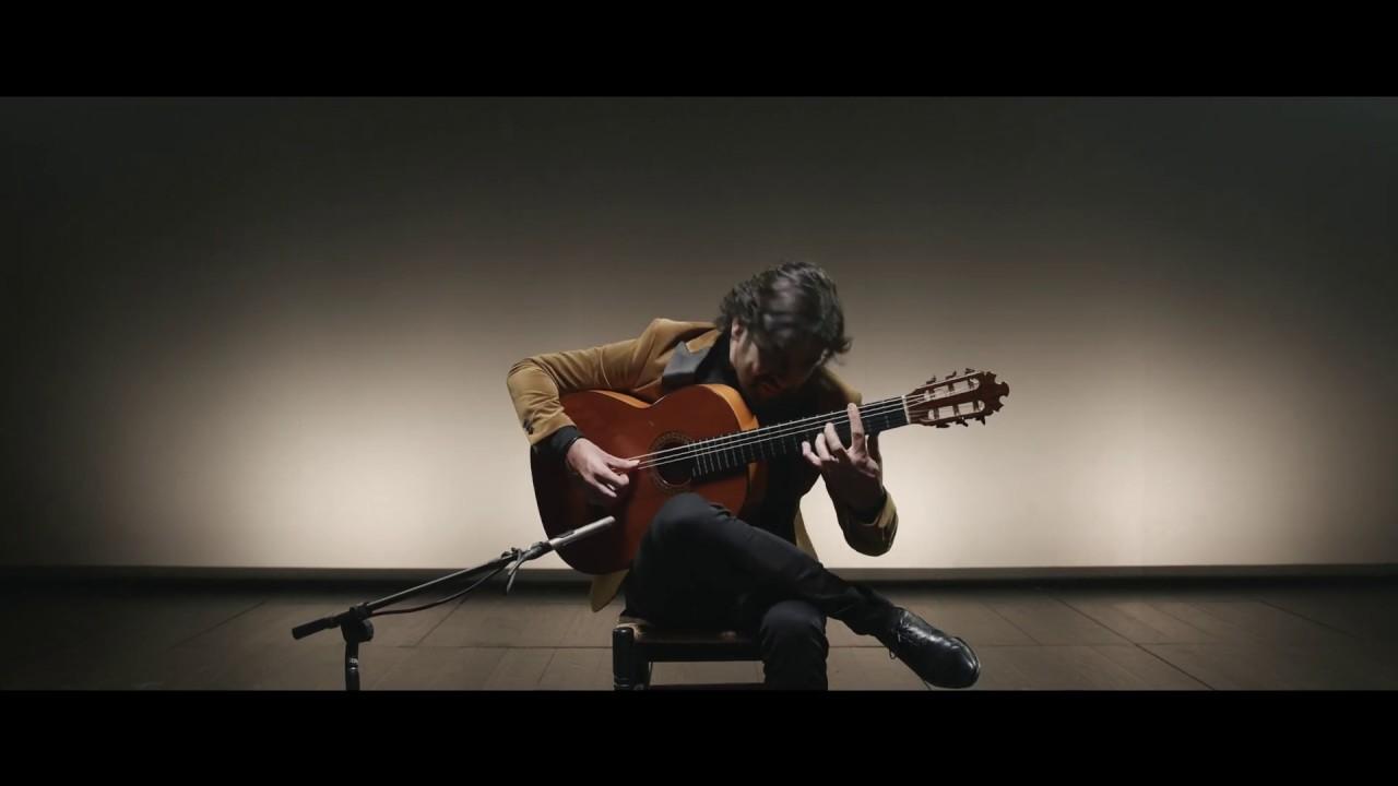 Daniel Casares - Suspiro al Cielo   Fantasía guitarra flamenca
