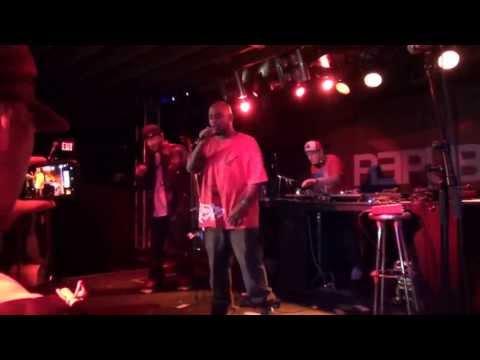 Babylon Warchild playing at Republik in Calgary