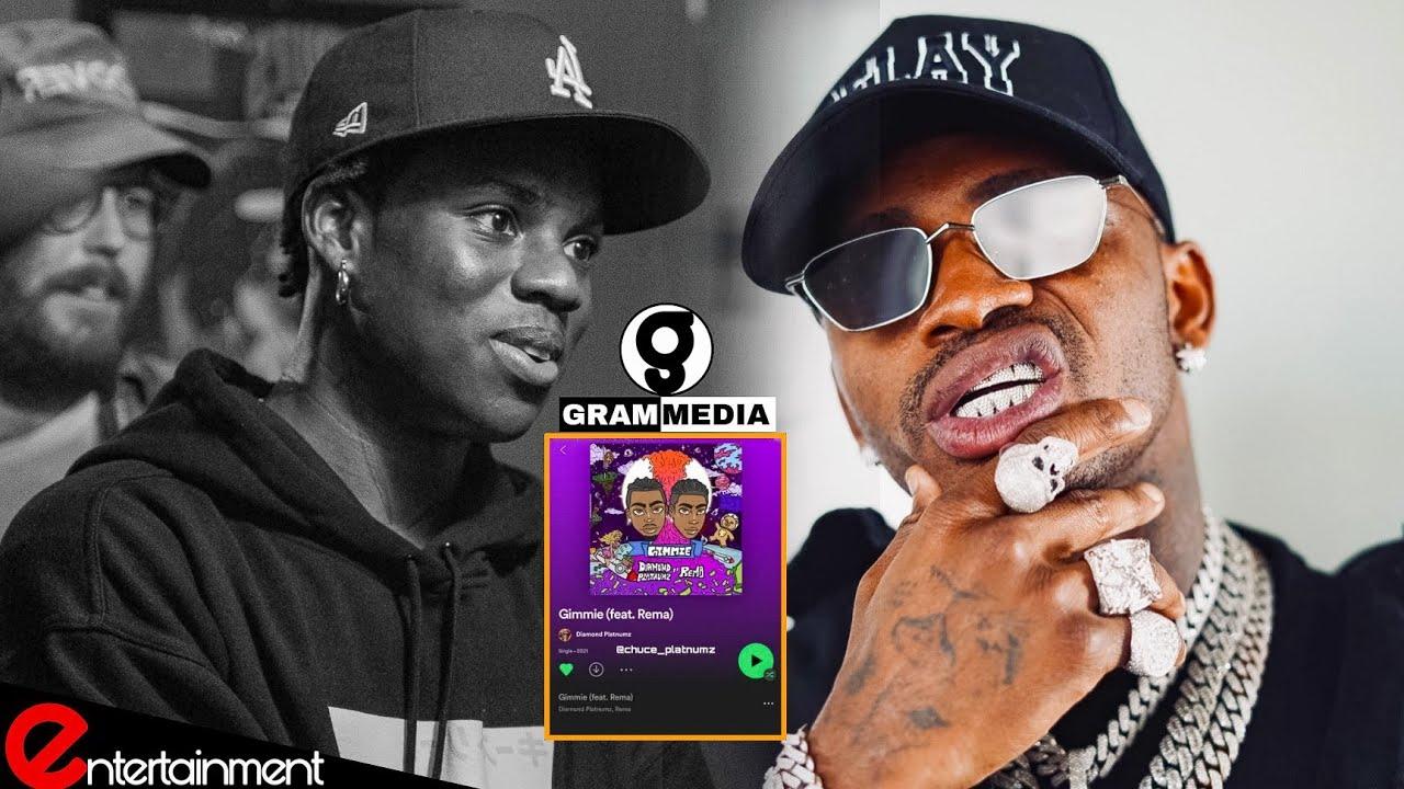 Download Wimbo Mpya wa Diamond Platnumz ft Rema_Gimmie Kuachiwa Spotify Pekee