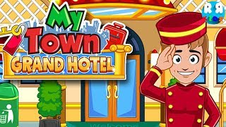 My Town : Grand Hotel - New Update! NEW Characters !!