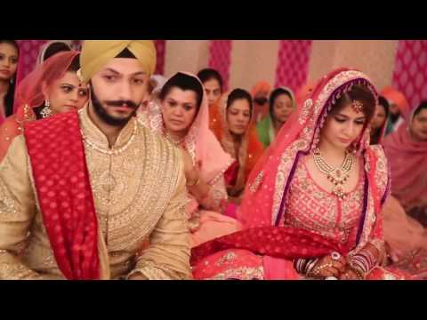 Candid Wedding Film | Punjabi Wedding | Shammi - Sukhna | Cinematic Wedding Film