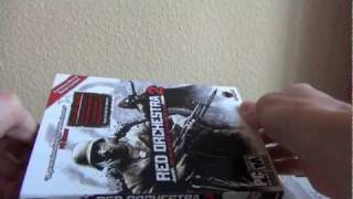 Unboxing Red Orchestra 2 - Heroes Of Stalingrad (US-Version) p.2 [Deutsch]
