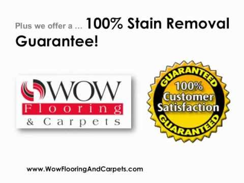 Carpet Cleaning Fort Collins - WOW Flooring and Carpets 970-797-4977