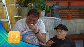 El Chambitas: 'El enfermo' | ¡El Coque va! | Televisa Televisión