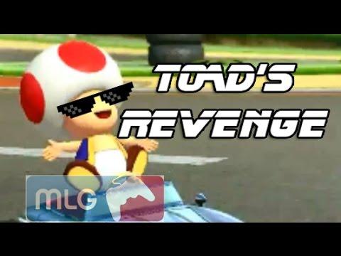 Toad's Revenge. [MLG Mario Kart 8]