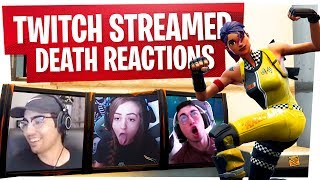 KILLING FORTNITE TWITCH STREAMERS with REACTIONS! - Fortnite Funny Rage Moments ep9