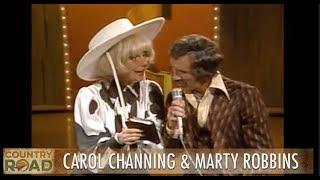 Carol Channing & Marty Robbins - Medley
