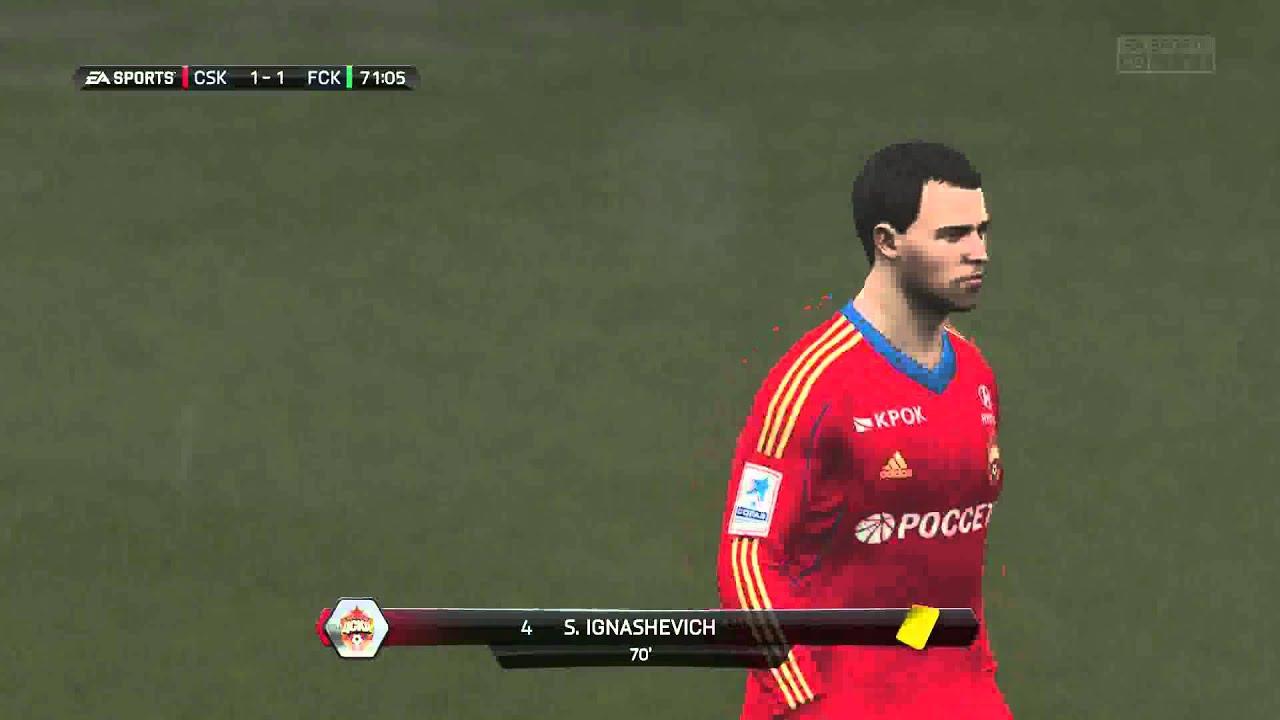 Fifa 14 PS 4 NextGen (Крылья Советов) Карьера за Цска #36 (с .
