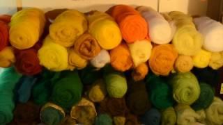 Магазин шерсти для валяния и товаров для рукоделия ISKUSNITSA.BY