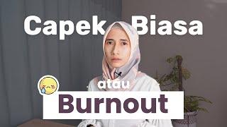 Gimana Cara Bedain Burnout dan Capek Biasa?   dr. Vania Utami
