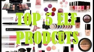 Top 5 ELF Products so far Thumbnail