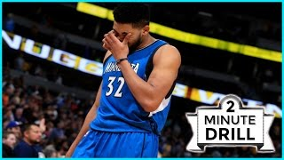Karl Anthony Towns' father wants to sue the Timberwolves for this ODD reason!