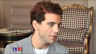 Mika - Interview pour LCI - 16.06.2011