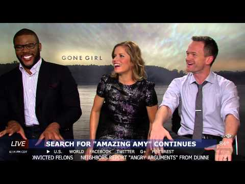 Neil Patrick Harris, Tyler Perry and Kim Dickens on 'Gone Girl' and ...