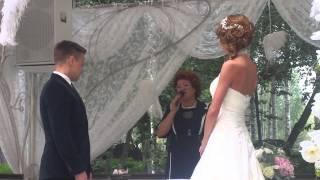 Свадьба моей любимой дочери Анастасии