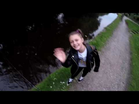 Expected The WORST & Got The BEST - Evening Canal LURE Fishing Ft. Funny Kids + PIKE