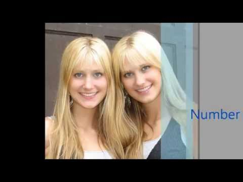 Top 10 Most Famous Identical Twins Part2 Discovery Channel+ News