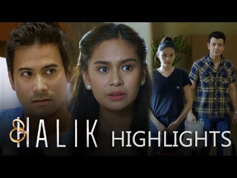 Halik: Jade and Lino visit Ace in the hospital   EP 48
