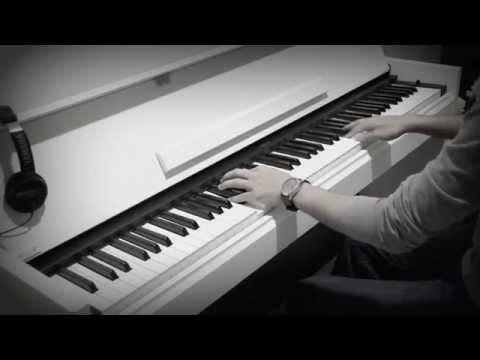 Rab ne bana di jodi - Tujh mein rab dikhta hai on piano By Hussain Tawfiq