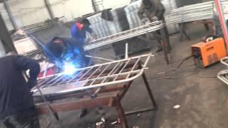 Изготовление переносных ограждений, изготовление мобильных ограждений(Подробнее на http://ograzhdenie.com.ua/, 2016-04-26T15:41:21.000Z)