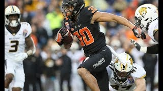 2018 NCAA Football - Week 13 - Missouri vs Oklahoma State