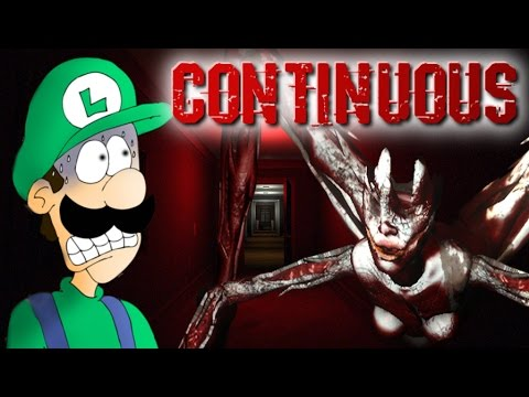 TRUE HORROR RETURNS... - LUIGIKID PLAYS: CONTINUOUS [Indie Horror Game]