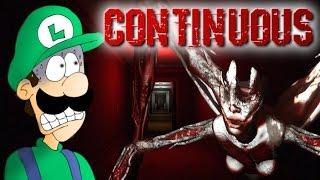 TRUE HORROR RETURNS... - LUIGIKID PLAYS: CONTINUOUS [Indie Horror Game]