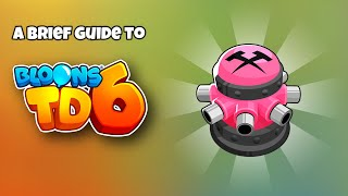 A Brief Guide To BTD6: Tack Shooter