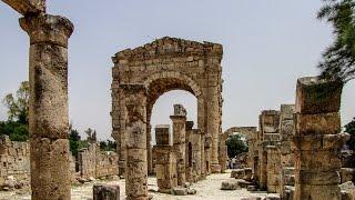 Millennium Cities : Tyre -  Lebanon .  Part 1