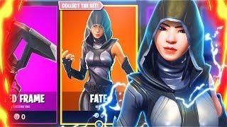 """New """"FATE"""" FREE FORTNITE SKINS Update! New Fortnite Battle Royale Skins! (New Fortnite Update)"""