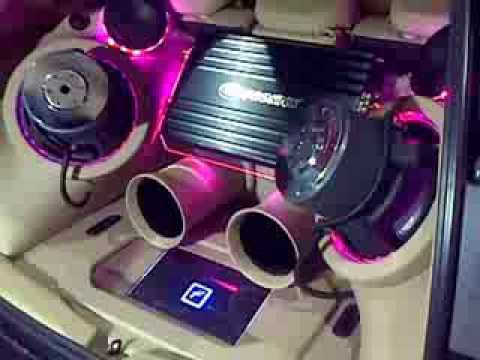 Audio mobil CRV SQ Looooooooud | innovation car audio jakarta